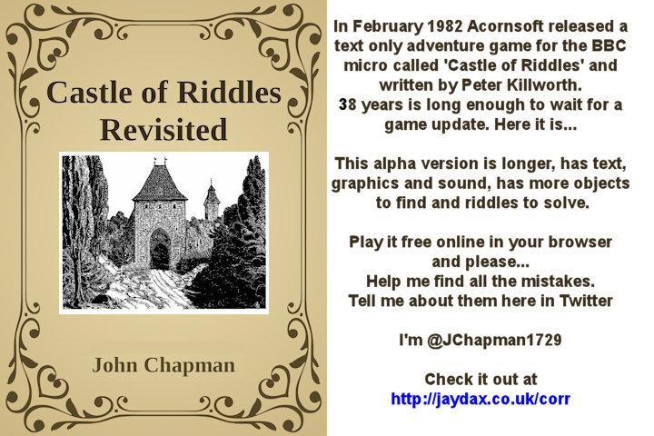 castle of Riddles Revisited